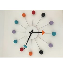 "Custom Ball Clock-24"" Diameter"