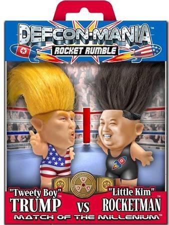 Defcon Mania: Trump And Jong Un