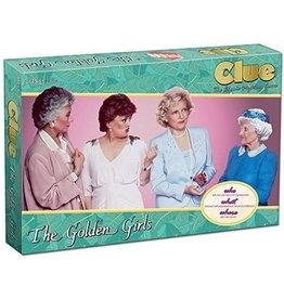 Clue: Golden Girls