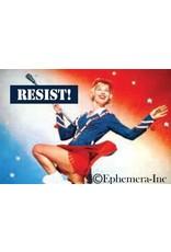 Resist (Baton Lady)