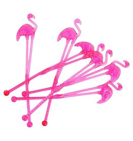 Sunnylife Flamingo Cocktail Stirrers - Box of 12
