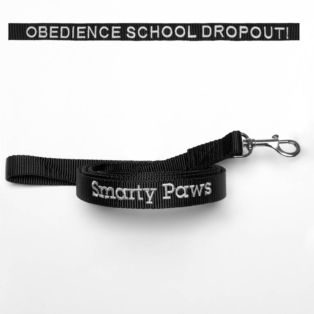"""Obedience School Dropout"" Leash"