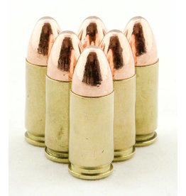 Bobcat Armament 9mm -  115gr RN 50 count