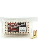 Bobcat Armament 38 Special -  158gr FP 50 count