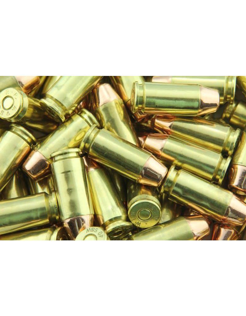Bobcat Armament 40 S&W -  165gr FP 50 count