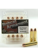 Bobcat Armament 460 Magnum -  300gr XTP 20 count