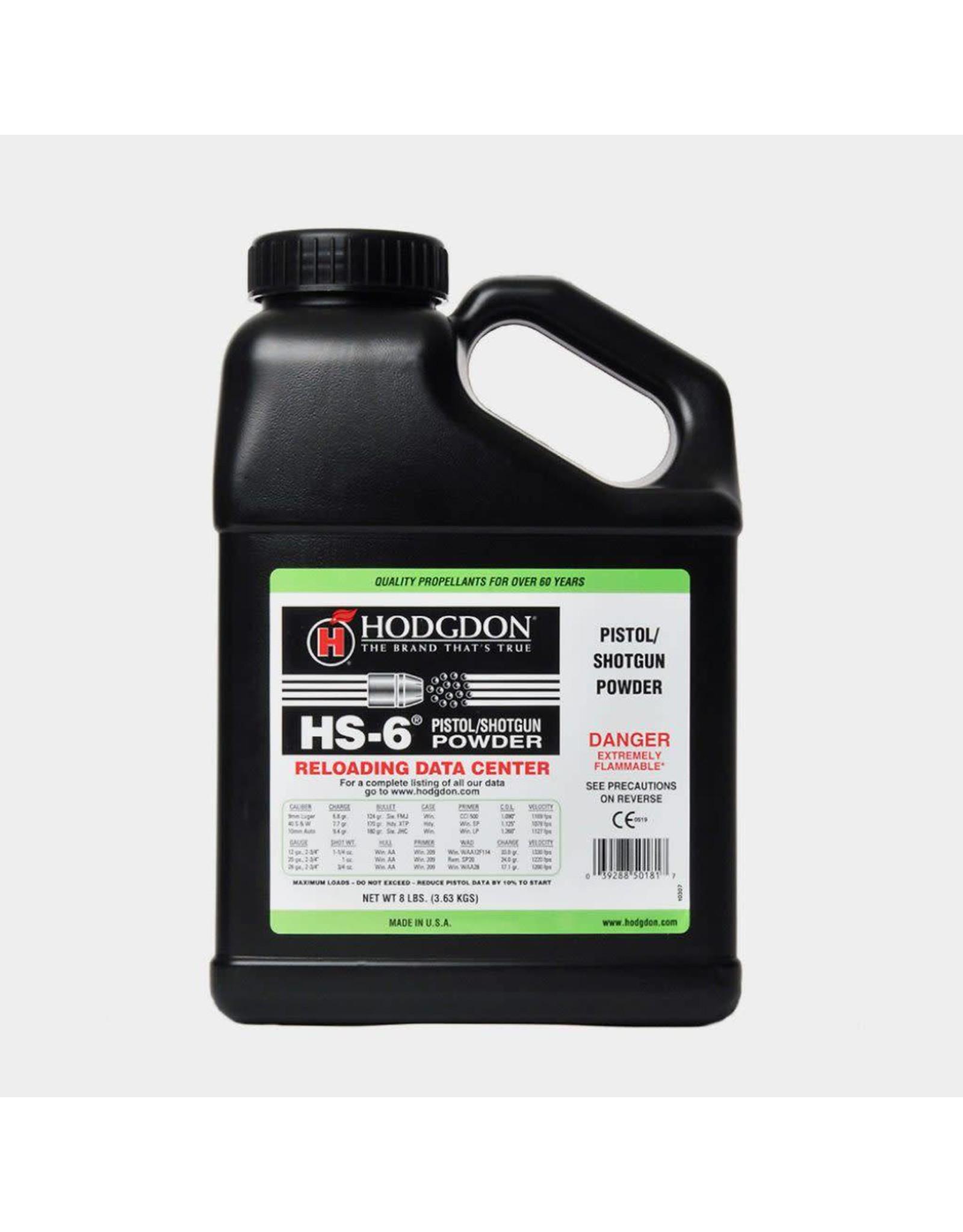 Hodgdon Hodgdon HS6 -  8 pound