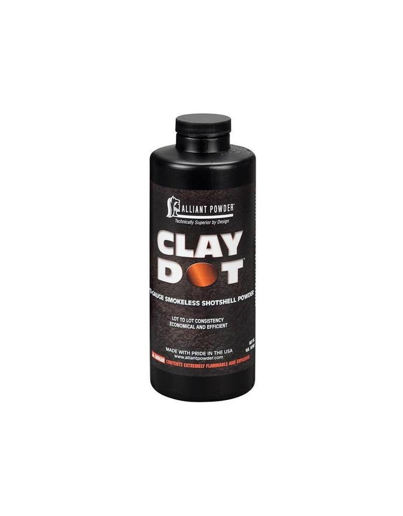 Alliant Alliant Clay Dot -  1 pound