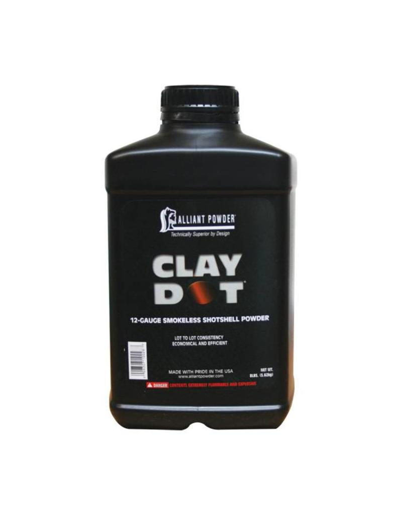 Alliant Alliant Clay Dot -  8 pound