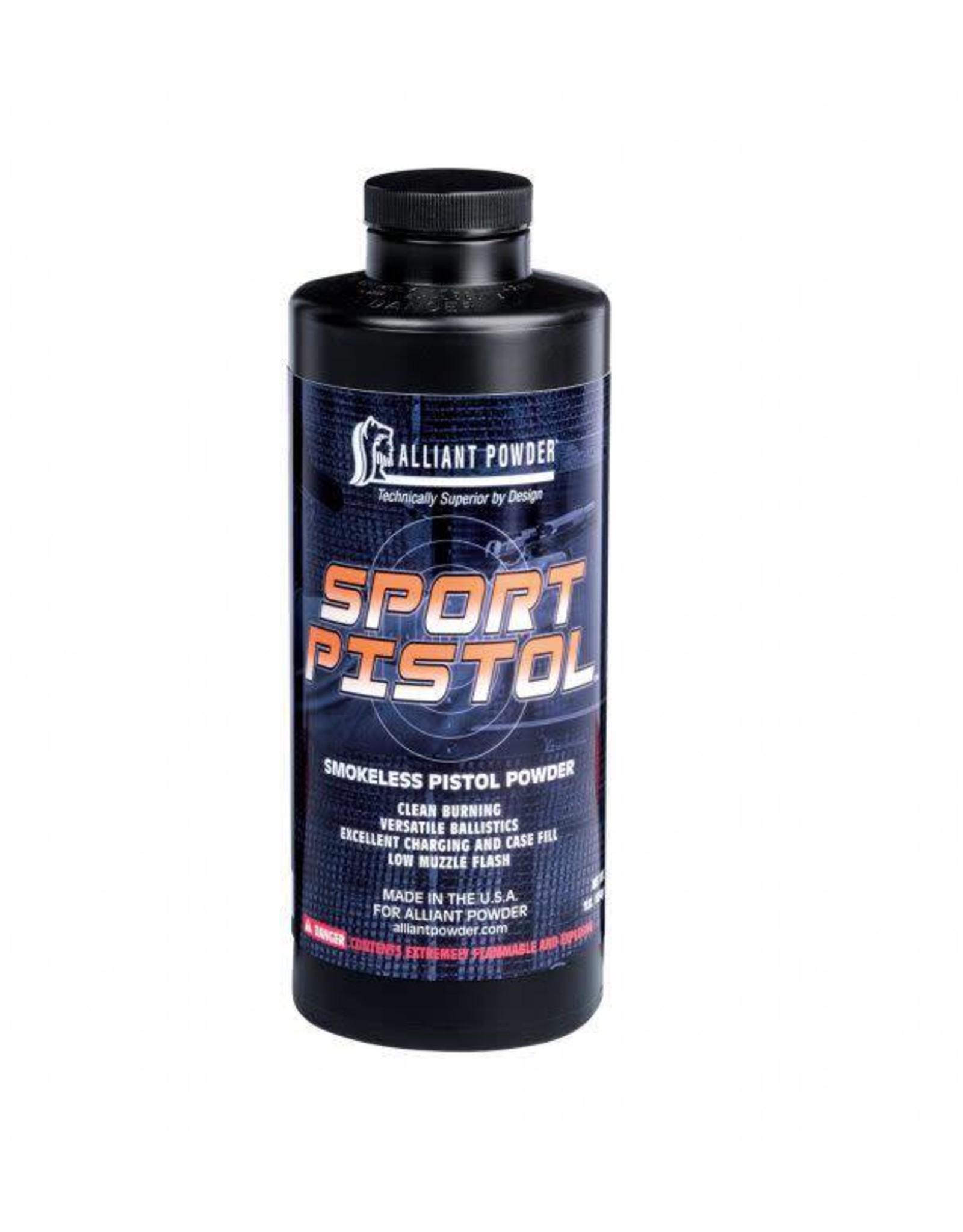 Alliant Alliant Sport Pistol -  1 pound