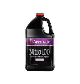 Accurate Accurate Nitro 100 -  4 pound