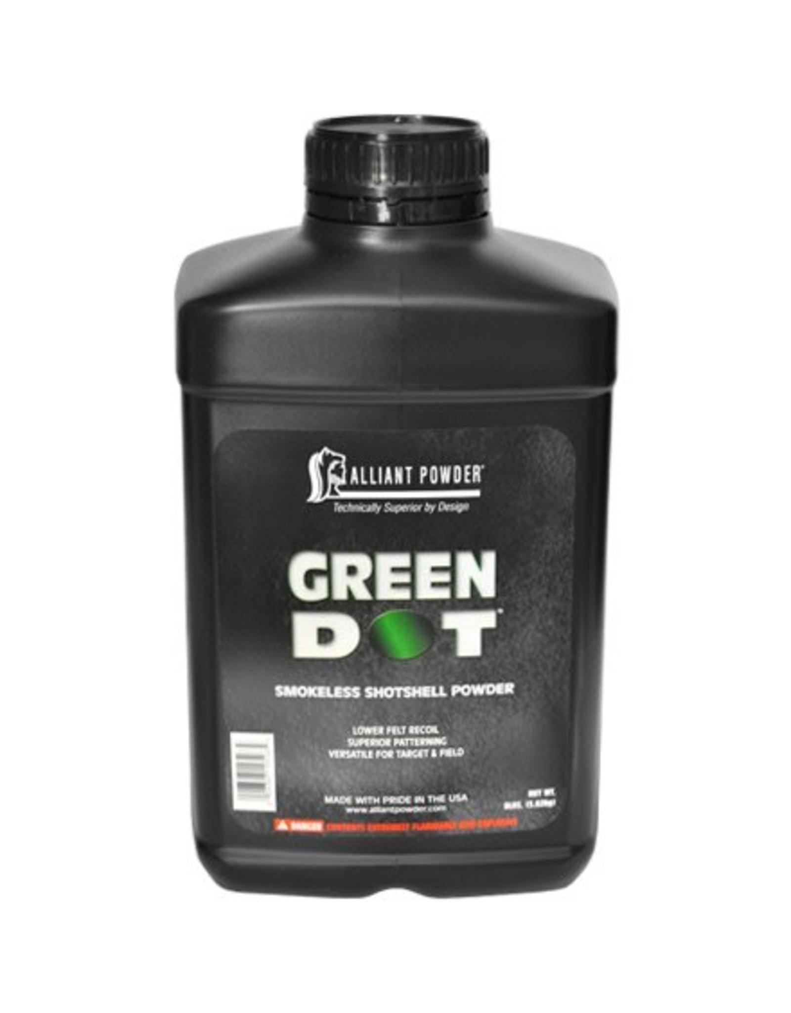 Alliant Alliant Green Dot -  8 pound