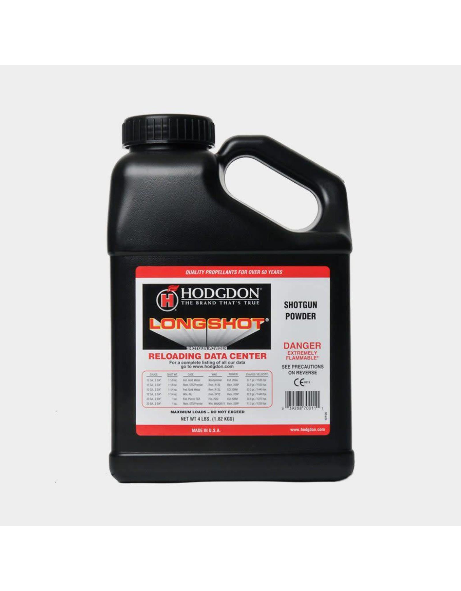 Hodgdon Hodgdon Longshot -  4 pound