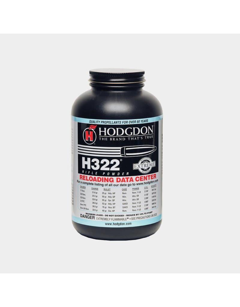 Hodgdon Hodgdon H322 - 1 pound