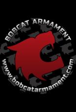 "Bobcat Armament Sticker - 3"" Round"