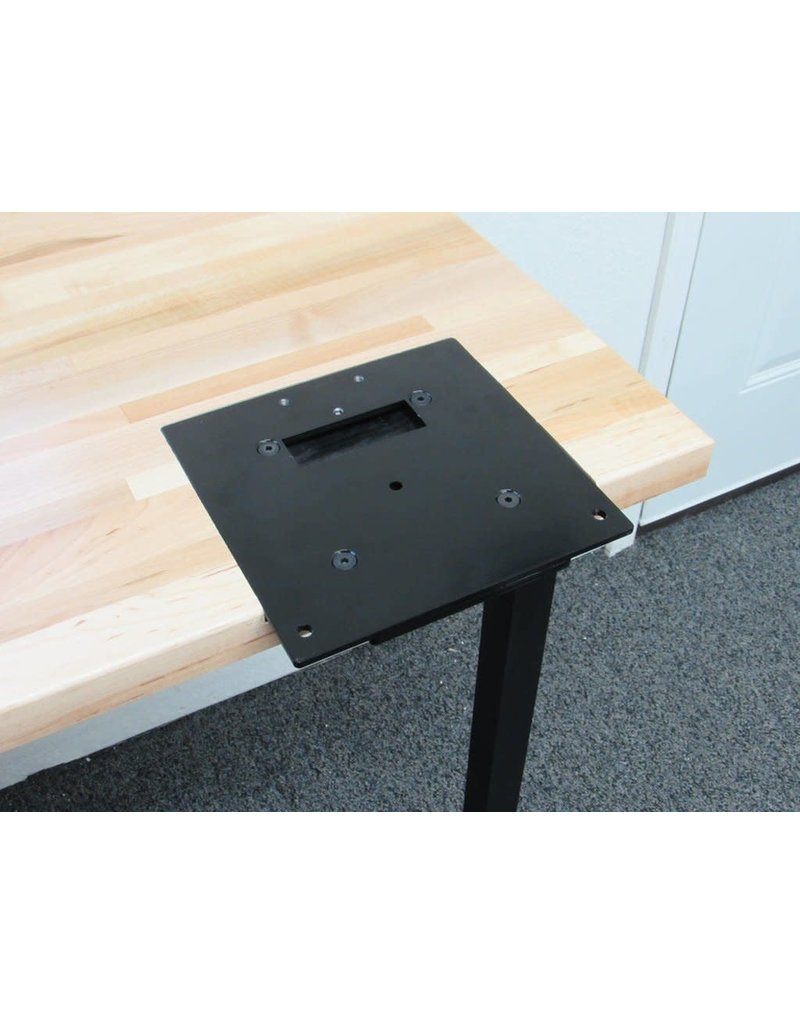 Inline Fabrication Inline Flush Mount Quick Change Base Plate
