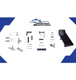 Anderson Manufacturing Anderson - Lower Parts Kit - SS Hammer/Trigger