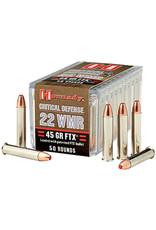 Hornady Hornady - 22 Mag - 45gr FTX Critical Defense - 50ct