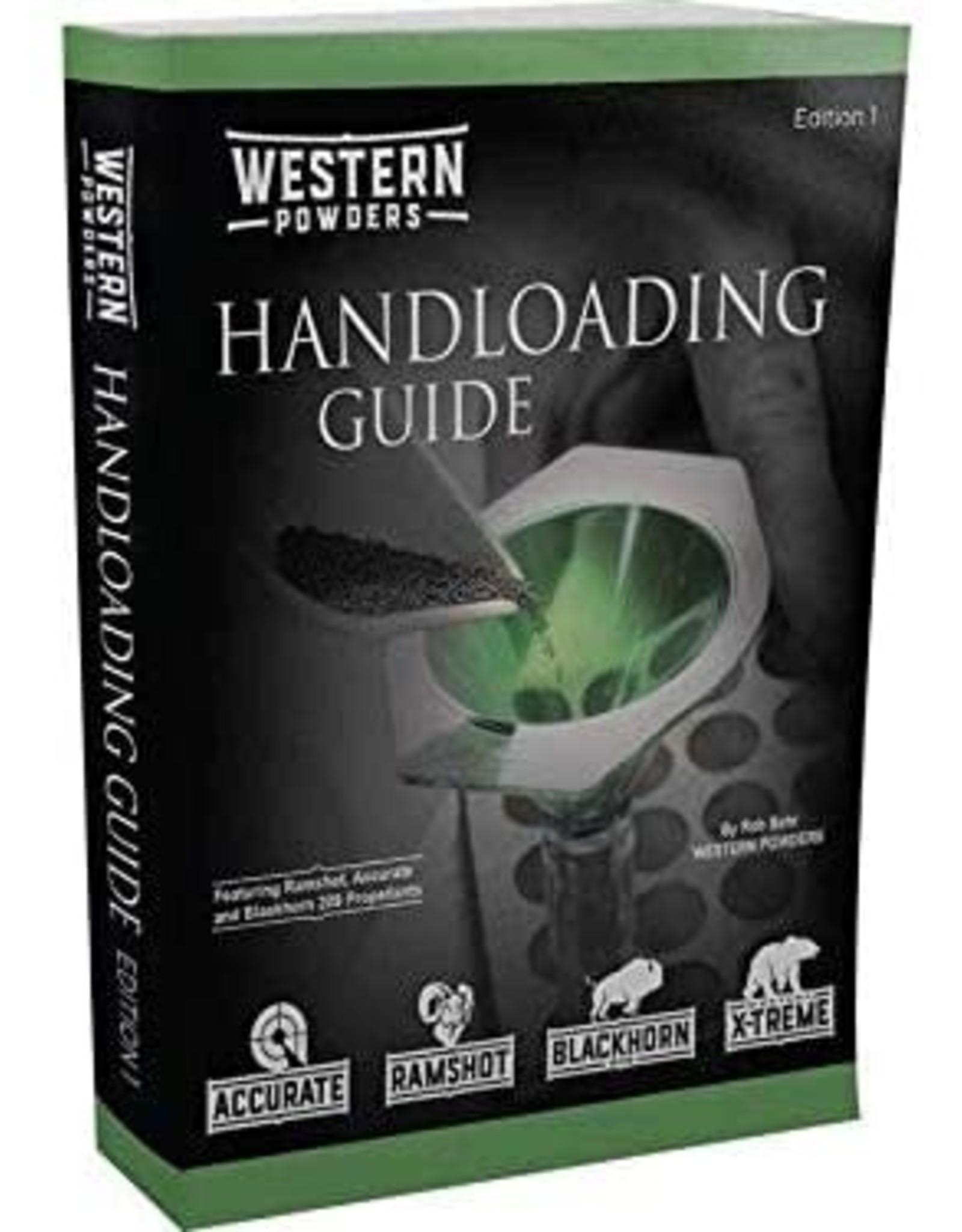 Western Powder Western Powder Handloading Guide - 1st Edition