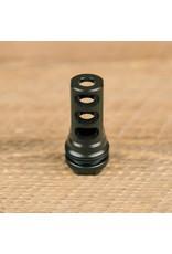 SilencerCo SilencerCo Bravo ASR Muzzle Brake - 1/2-28 (22cal)