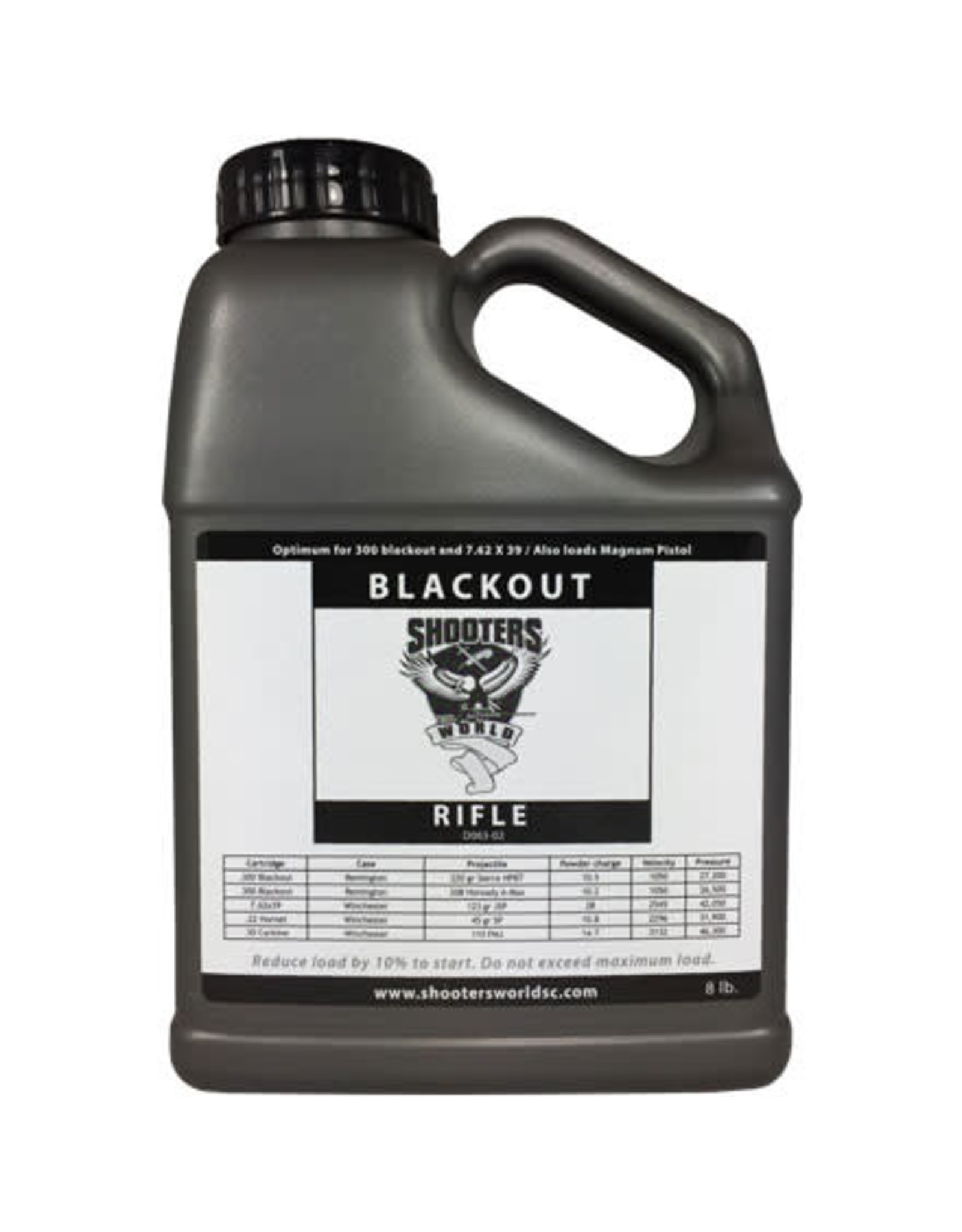 Shooter's World Shooter's World Blackout - 8 pound