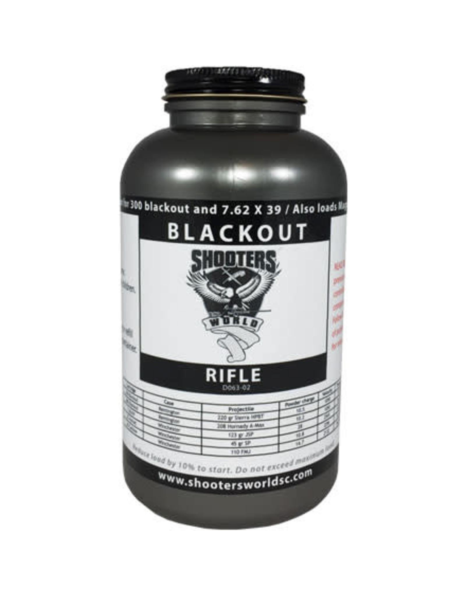 Shooter's World Shooter's World Blackout - 1 pound
