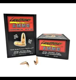 """Lightning Ammo Lightning (.224"""") - 55gr FMJ - 500 count"""
