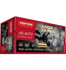 Norma Norma - 45 ACP - 230gr FMJ - 50ct