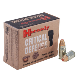 Hornady Hornady - 357 Sig - 115gr Critical Defense FTX - 20ct