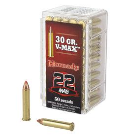 Hornady Hornady - 22 Mag - 30gr V-Max - 50ct