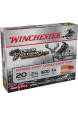 Winchester Winchester - 20ga 3/4oz Deer Season XP - 5ct