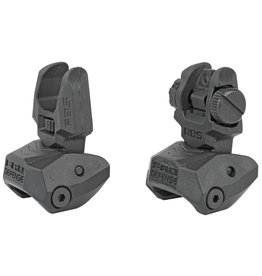FAB Defense FAB - Flip Up Sight Set - Black