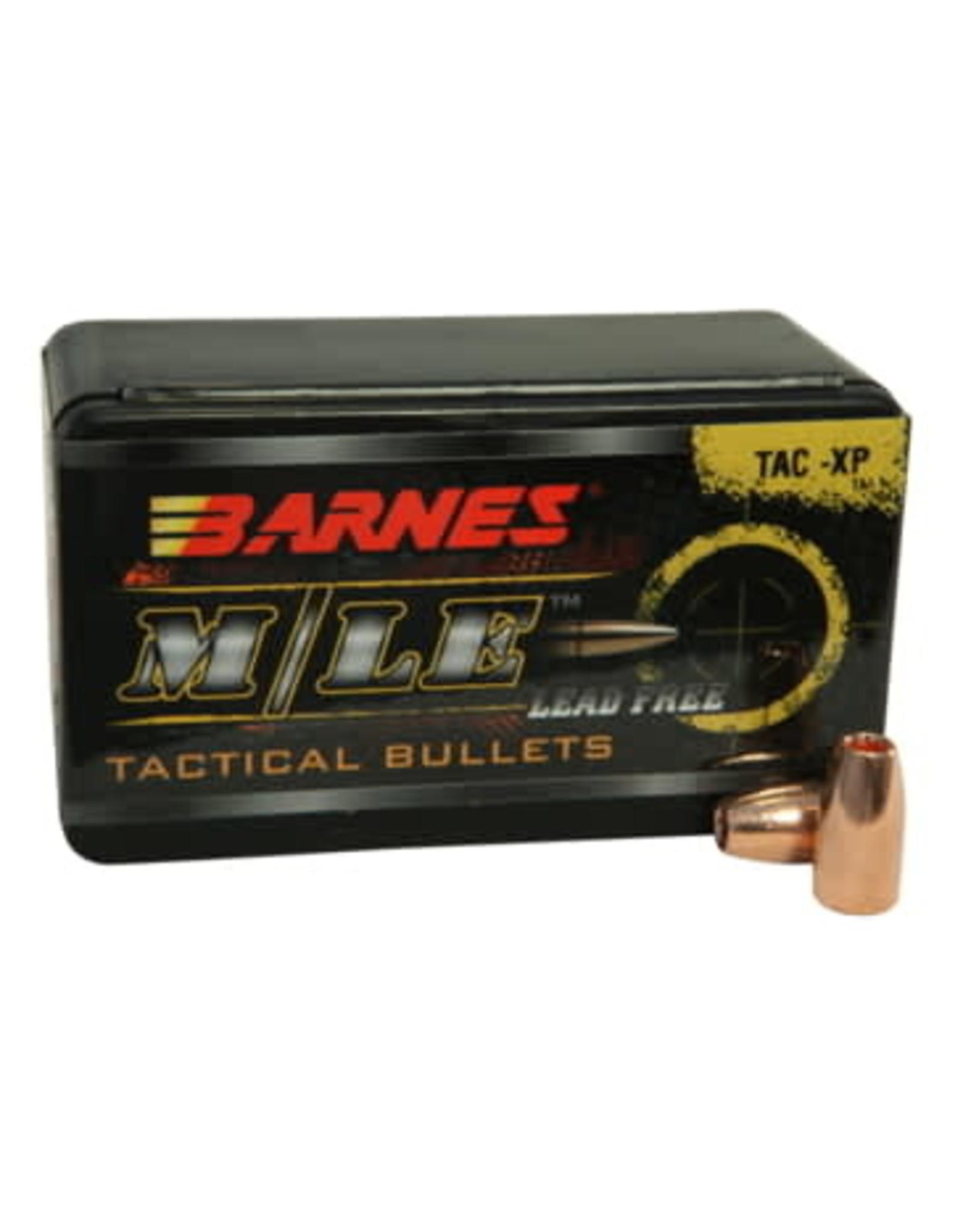 """Barnes Barnes (.400"""") - 155gr Tac-XP - 40 count"""