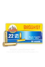 Cascade Ammo Cascade - 22LR Birdshot - #9 - 50ct
