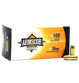 Armscor Precision Armscor - 10mm - 180gr FMJ - 100rd