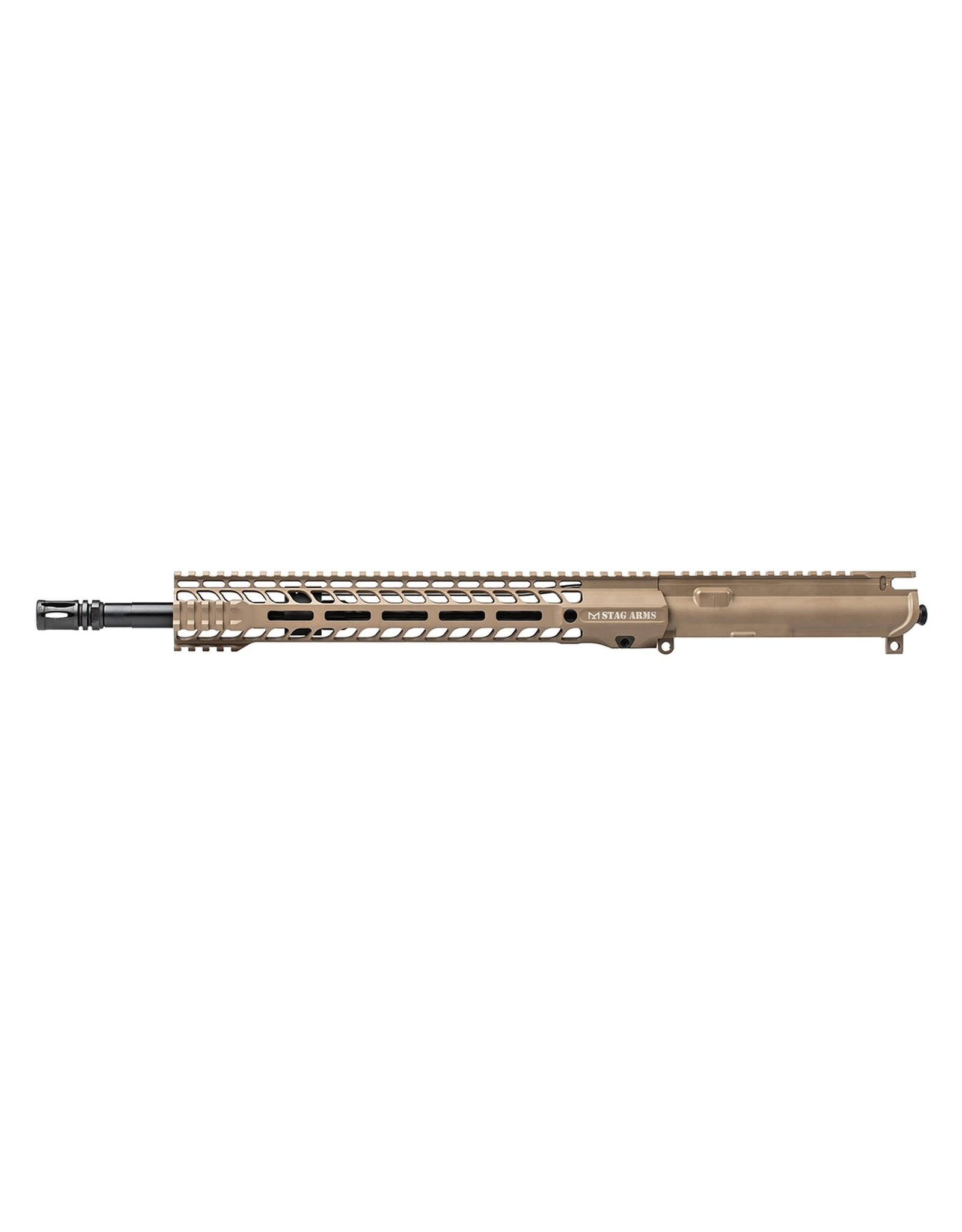 """Stag Arms Stag Arms - Stag-15 16"""" Tactical Upper w/ Quad Rail - 5.56mm - FDE"""