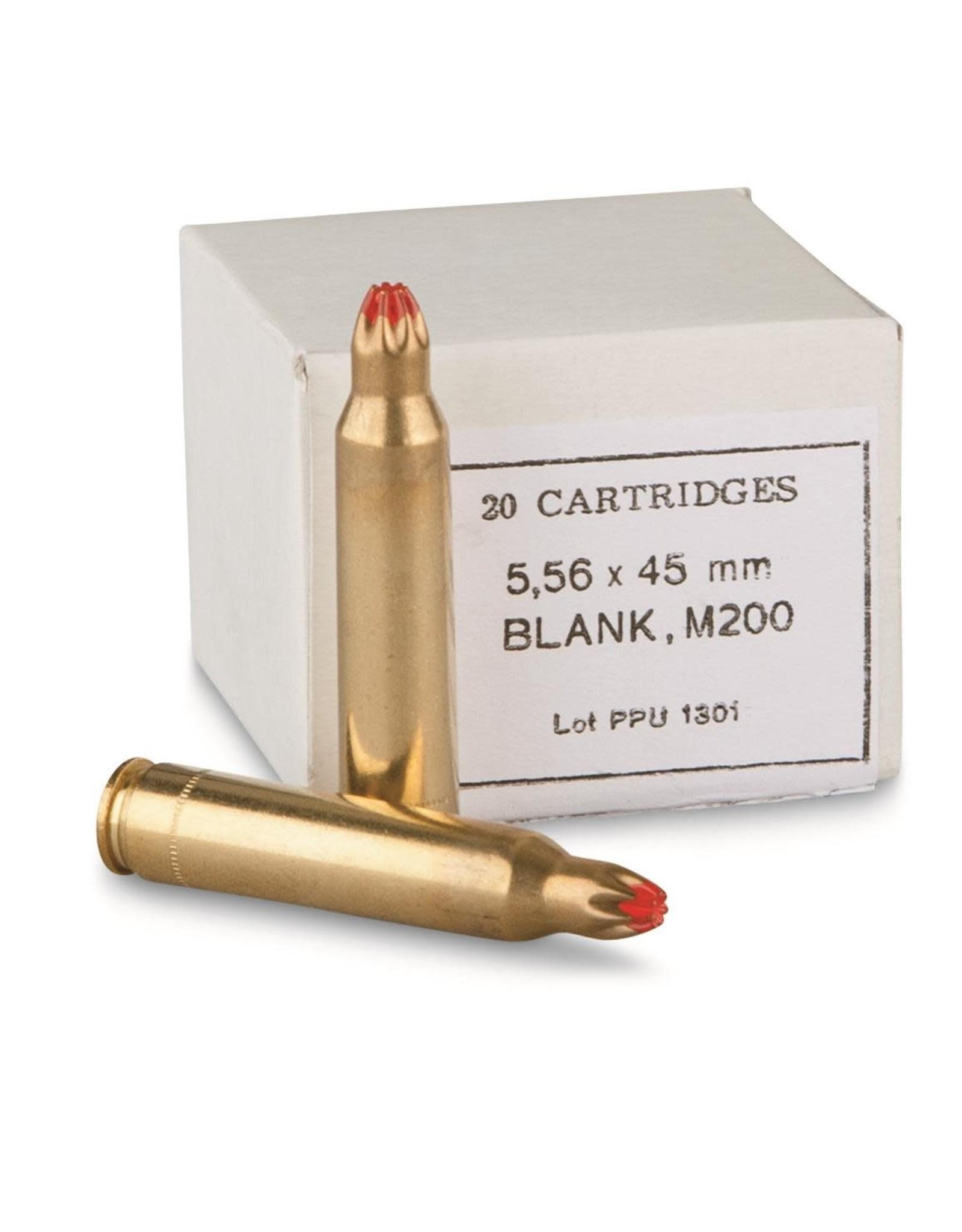 Prvi Partizan Prvi Partizan - 5.56mm - Blanks - 20ct