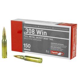 Aguila Aguila - 308 Win - 150gr FMJ - 20ct