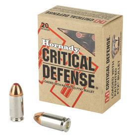 Hornady Hornady - 45 ACP - 185gr Critical Defense FTX - 20ct