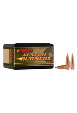 "Barnes Barnes (.264"") - 140gr Match Burner - 100 count"