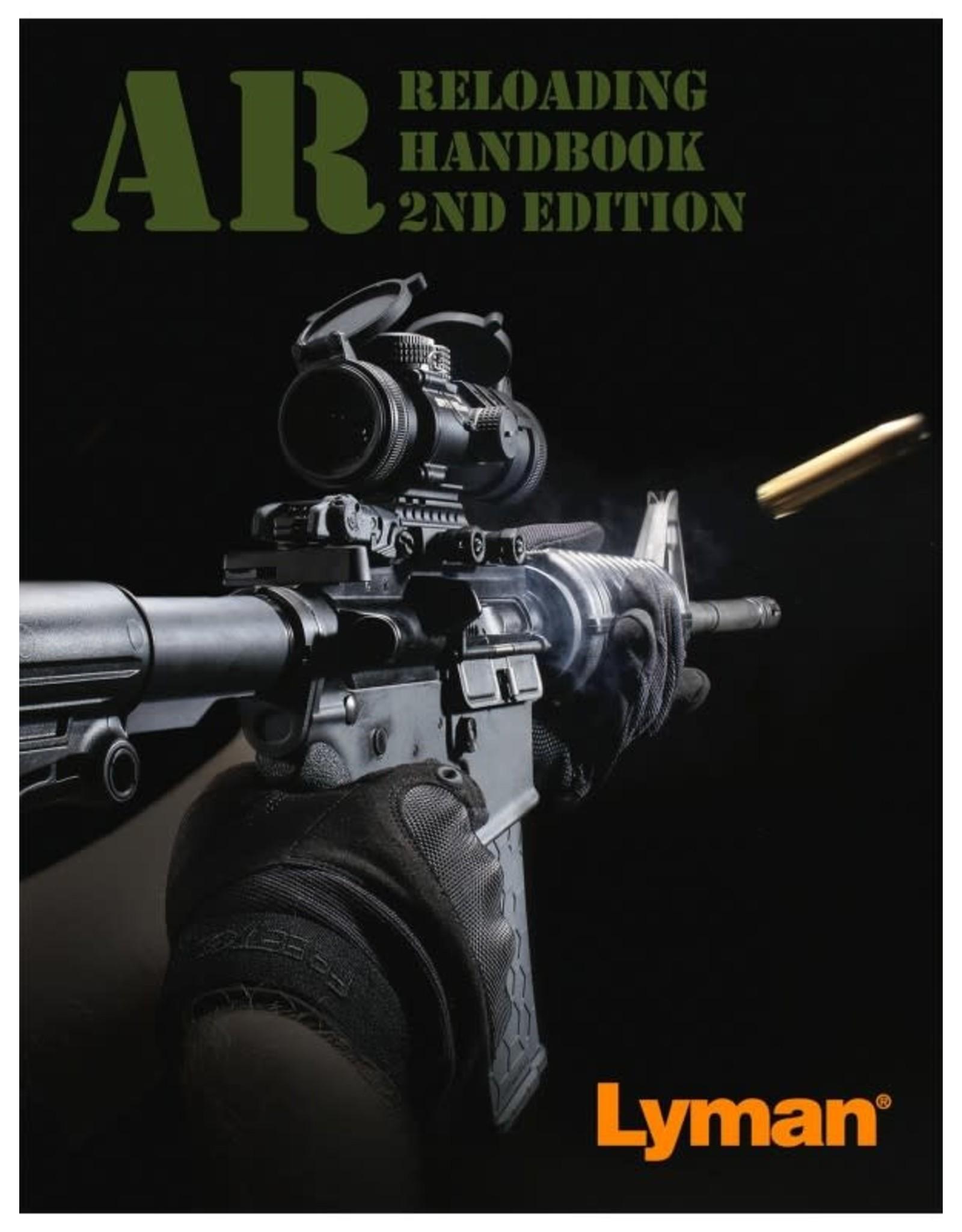 Lyman Lyman AR Reloading Handbook - 2nd Edition
