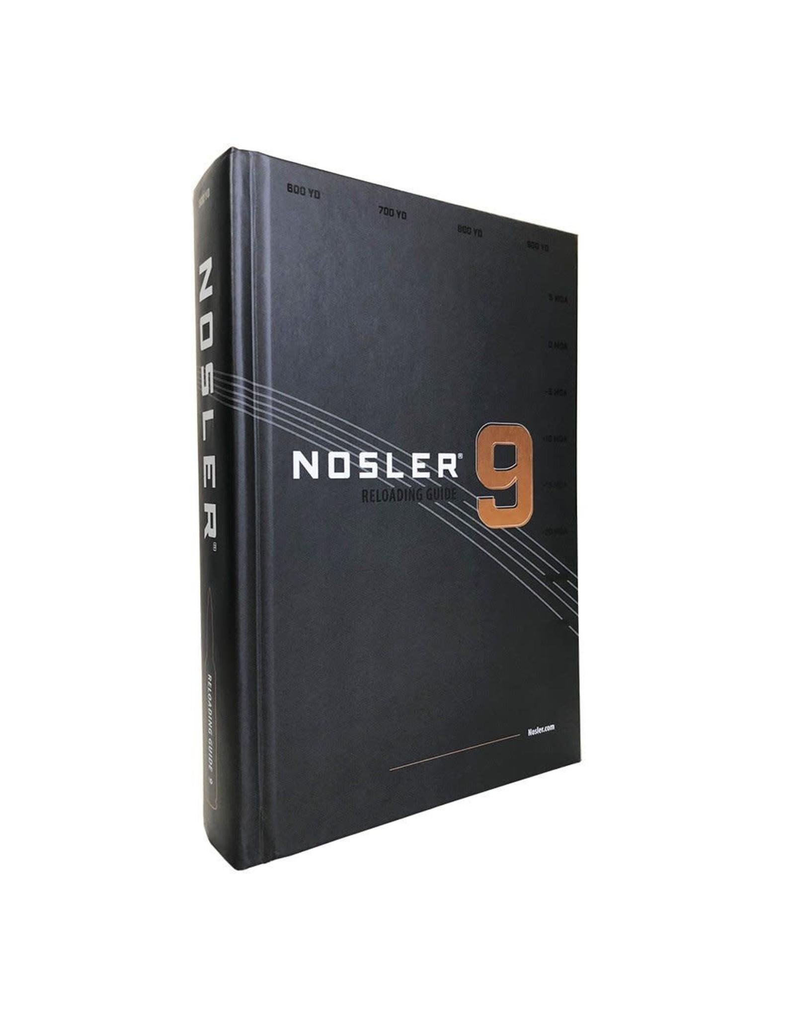 Nosler Nosler Reloading Guide - 9th Edition