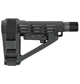SB Tactical SB Tactical - SBA4 5-pos w/ extension - Black
