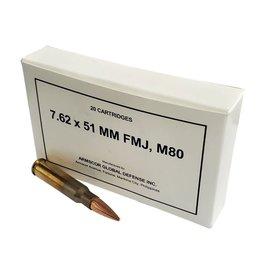 Armscor Precision Armscor - 7.62x51 Nato - 147gr FMJ - 20rd