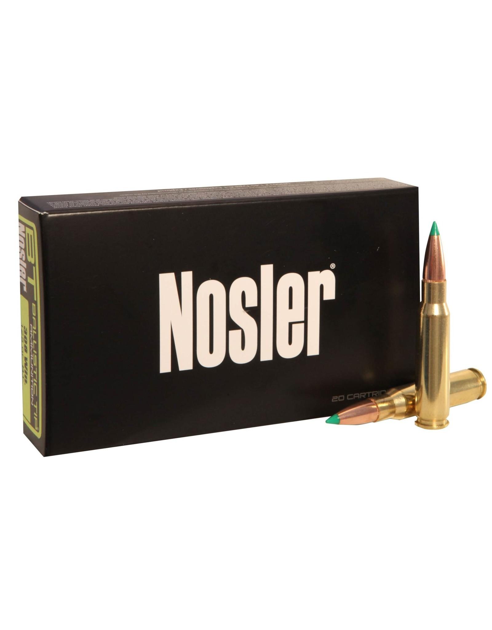 Nosler Nosler - 308 Win - 165gr BallisticTip - 20ct