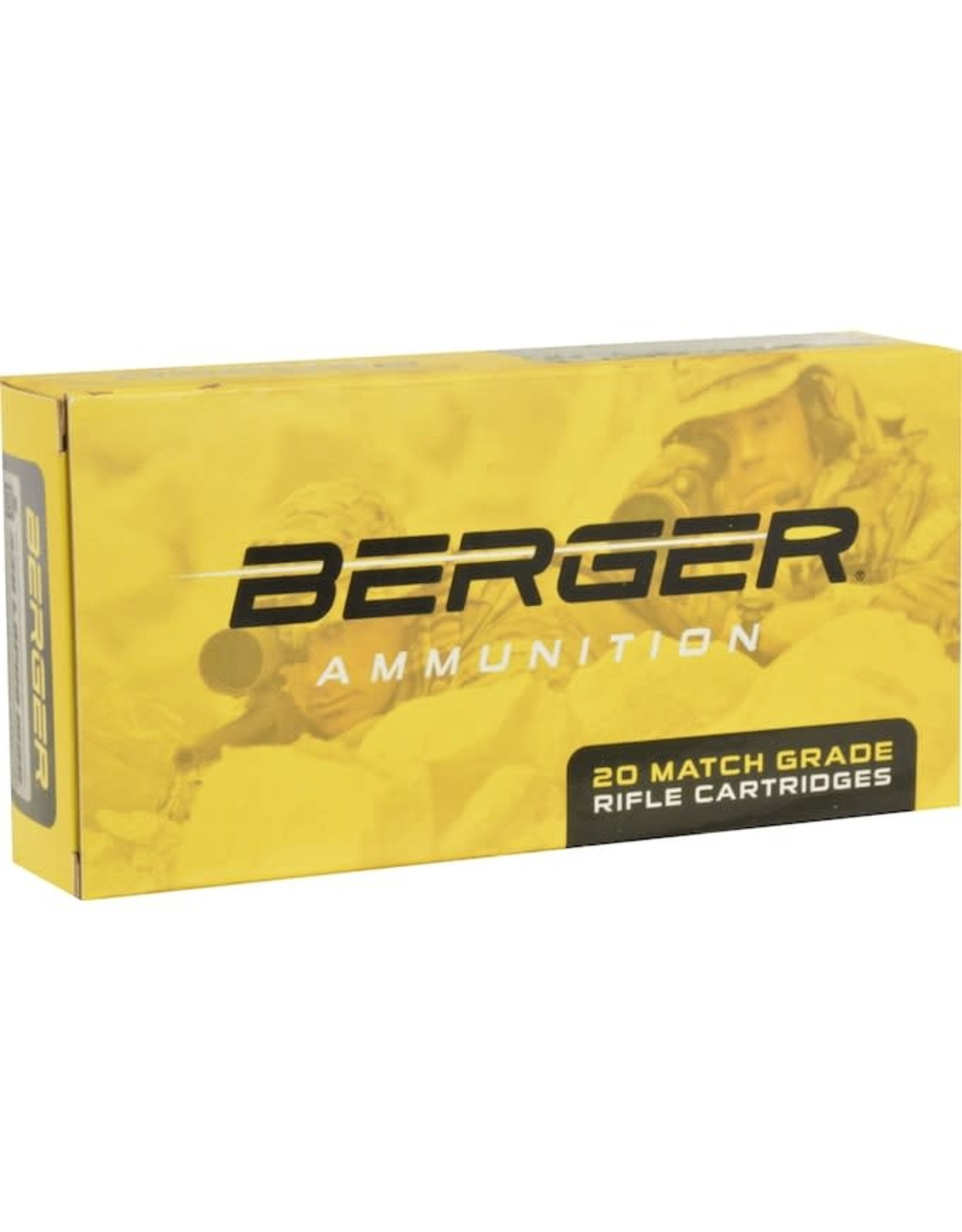 Berger Berger - 223 Rem - 77gr OTM Tactical - 20rd