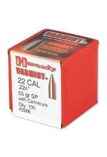 """Hornady Hornady (.224"""") - 55gr SP - 100 count"""