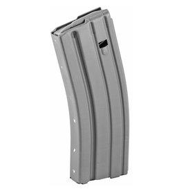 Ammunition Storage Components ASC - AR/M4 Alum Magazine - 30rd Gray