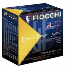 "Fiocchi Fiocchi - 12ga - 2.75"" Exacta X-Low 7/8oz #7.5 - 25rd"
