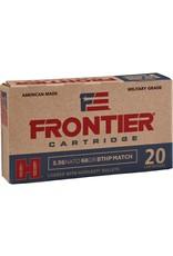 Frontier Cartridge Frontier - 5.56mm - 68gr HPBT Match - 20ct